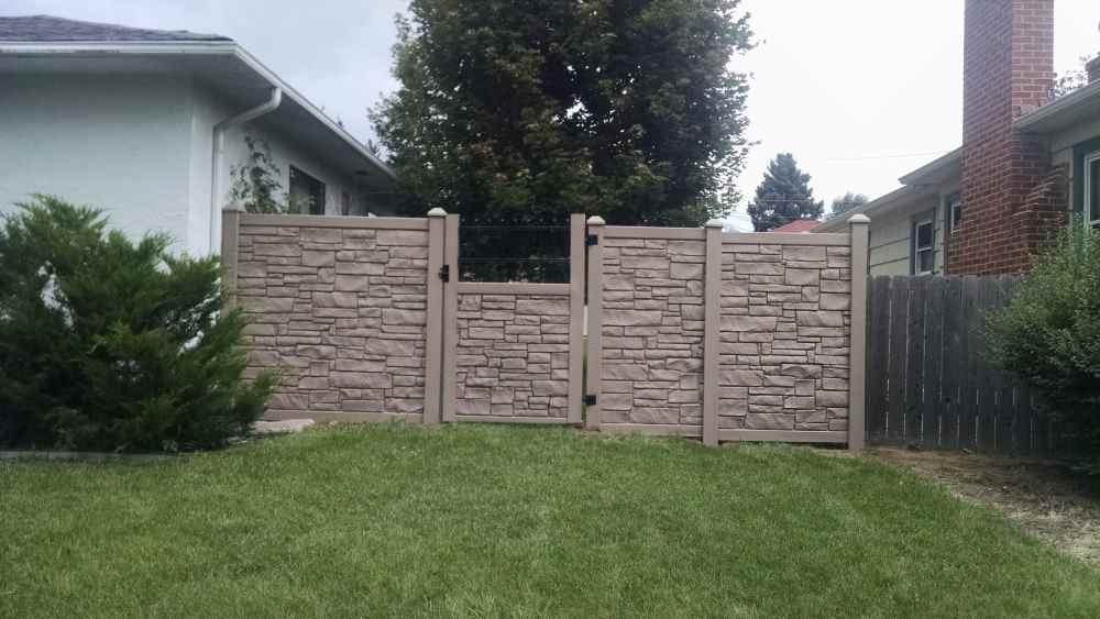 Ameristar Impasse Fence At A Military Facility In Colorado